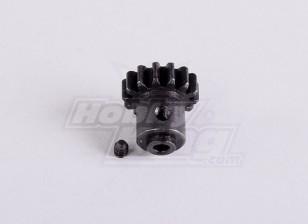 Motor Pinion 14T et Grub Vis (1pc / Sac) - A2016T
