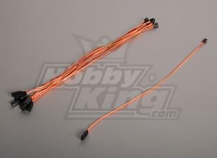 40CM Servo Lead (JR) 32AWG Ultra Light (10pcs / bag)