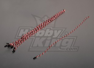 45cm Homme 22AWG Twisted (10pcs / bag)