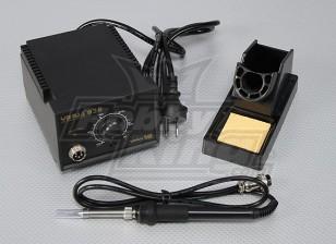 Station à souder avec degré de chaleur réglable avec AUS plug (UA Entrepôt)