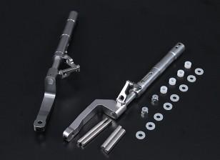 Alliage Oleo Jambes Offset Style F8F 168mm 2pc