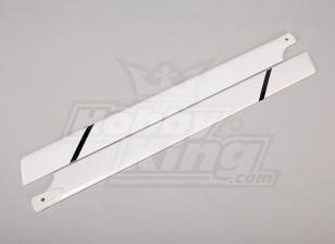 700mm en fibre de verre principal Lames