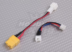 Losi 1 / 18e 2S Battery Charging Adapter Set