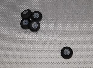 Mousse Wheel Light (Diam: 30, Largeur: 12mm 5pcs / bag)