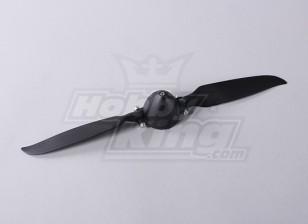 Folding Propeller W / Hub 45mm / 11x8 Shaft 4mm (1pc)