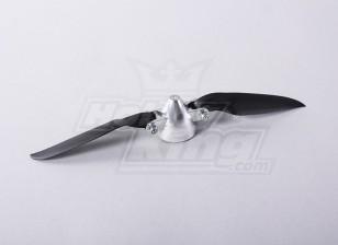 Folding Propeller W / Alloy Hub 35mm / 3,17 8x4.5 Shaft (1pc)