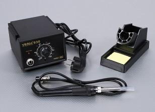 Station à souder avec degré de chaleur réglable avec Plug UE