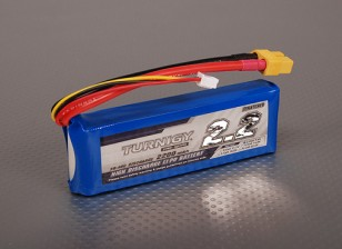Turnigy 2200mAh 2S 30C Lipo Paquet