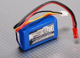 Turnigy 800mAh 2S 20C Lipo Pack (Parkzone de PKZ1032 Compatible)