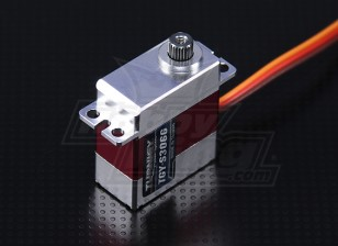 Turnigy ™ GTY-306g Ultra rapide / High Torque DS / MG alliage Cased Servo 3 kg / 0.06sec / 21g
