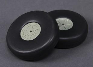Echelle légère roue 100mm (2pc)