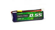 Turnigy Nano-Tech Plus 550mAh 1S 70C Lipo Pack w/JST-PH