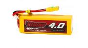 Rhino 4000mAh 4S 50C Lipo Pack w/XT90