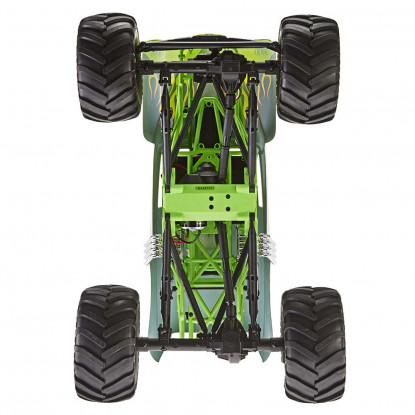 Axial SMT10 Grave Digger Monster Jam 1/10th Scale Electric ...