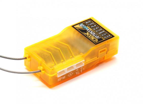 OrangeRx R720X V3 7Ch 2.4GHz DSM2/DSMX Compatible Full Range Receiver w/Div Ant, F/Safe & SBUS 1
