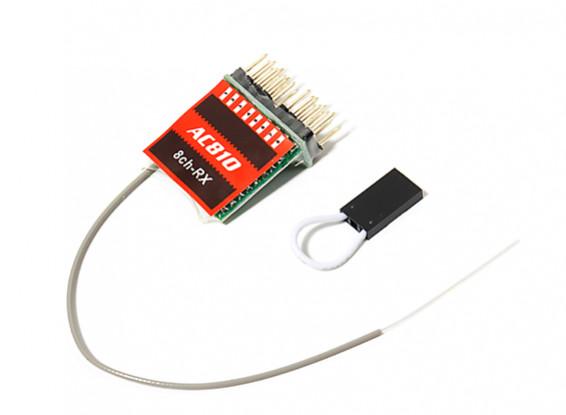 KS-SERVO 8ch FRSKY ACCST kompatiblen Receiver