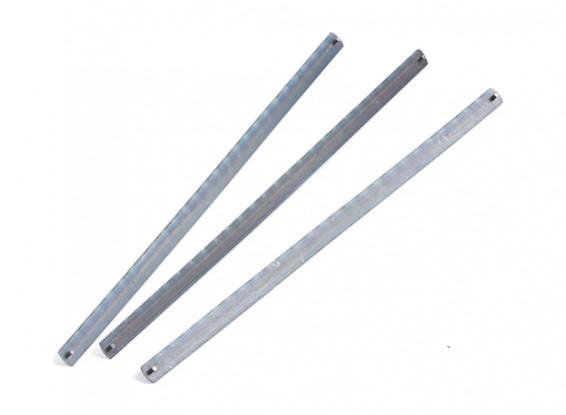 Zona 32 TPI Ersatzklingen für Junior und Deluxe Junior Hacksaw (Geeignet für Metall und Kunststoff)