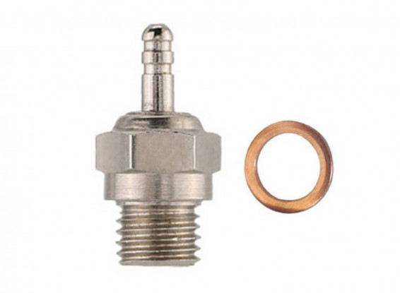 SH Engines Platinum-Iridium R4 Glow Plug (Medium Hot)