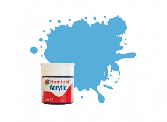 Humbrol 47 Sea Blue Gloss - 14ml Acrylic Paint  AB0047