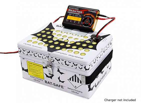 BAT-Safe Lipo-Akku Lade-Sicherheits-Box