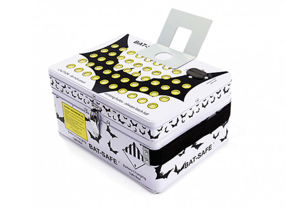Bat-Safe LiPo Batterielade-Safe