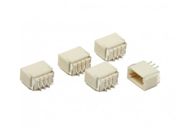 JST-SH 3Pin Socket (Oberflächenmontage) (5 Stück)