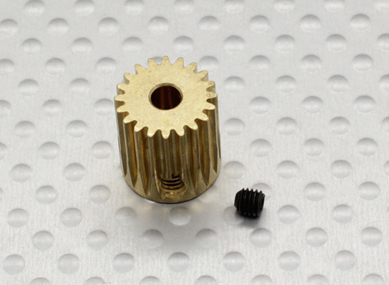 Pinion Gear 3,17 mm / 0,5 M 20T (1pc)
