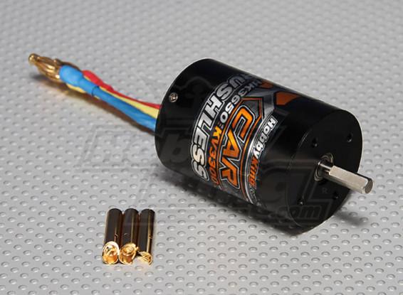 S3650-3300 Brushless Inrunner 3300kv (15.5T)