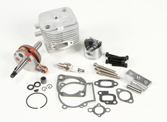 RS260-85056 30.5CC Motorteile Upgrade Set Baja 260 und 260s