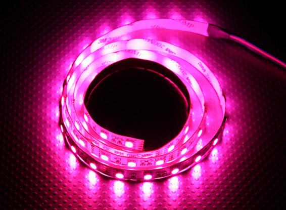 RGB LED-Streifen mit 4-Pin-Treiber-Anschluss 1m (Rot / Grün / Blau)