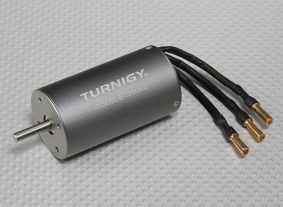XK3665-B-1200KV Brushless Inrunner