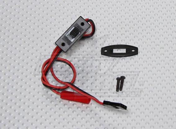 RX Ein / Aus-Schalter