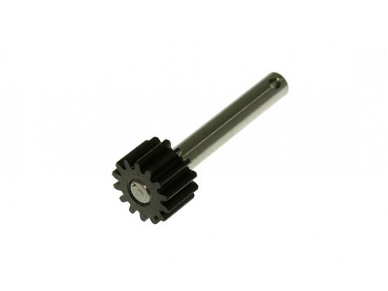 Gaui 425 & 550 Rollenwelle mit Stahl Gear (14T)