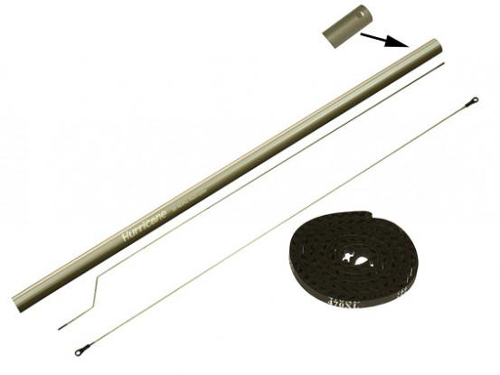 Gaui 425 & 550 Tail Boom-Umbausatz (mit Gürtel 470XL) für 425L Blatt
