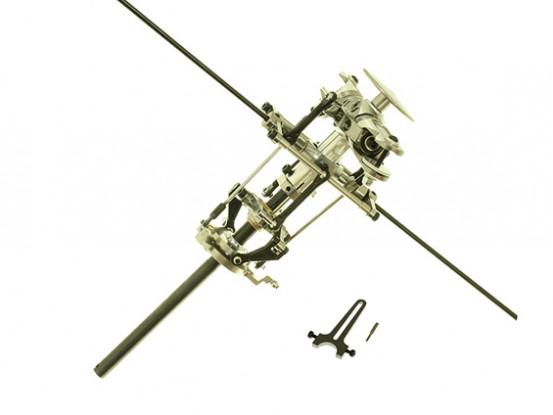Gaui 425 & 550 CNC-Hauptrotorkopf-Zus (mit Swashplate & Guide)