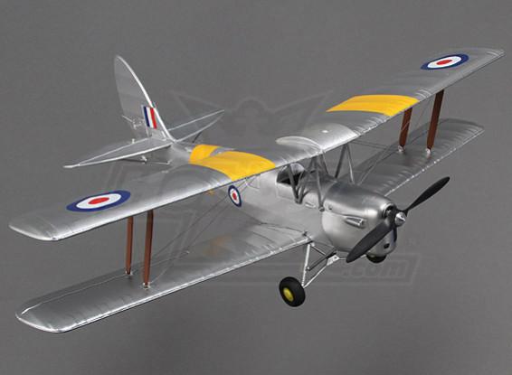 Hobbyking Micro Tiger Moth 560mm w / Display-Ständer (PNF)