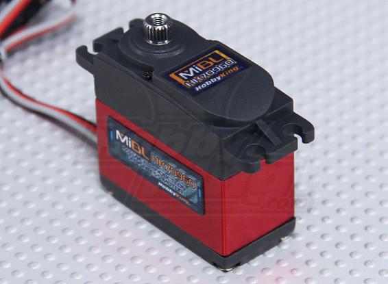 Hobbyking ™ Mi Digitale Brushless magnetische Induktion HV / MG Servo 4kg / 0.034sec / 57g