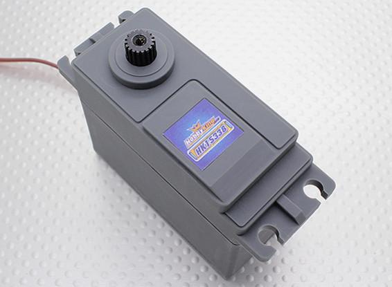 Hobbyking ™ HK15338 Riesen Digital Servo MG 25kg / 0.21sec / 175g