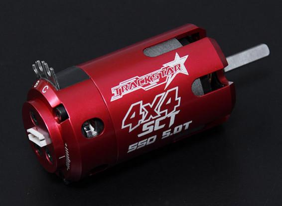 Turnigy Track SCT 5T Sensored Brushless Motor 4150KV (550 Größe)