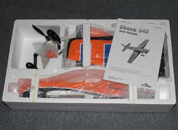 SCRATCH / DENT H-König High Performance Racer Serie - Sbach 342 800mm (PNF)