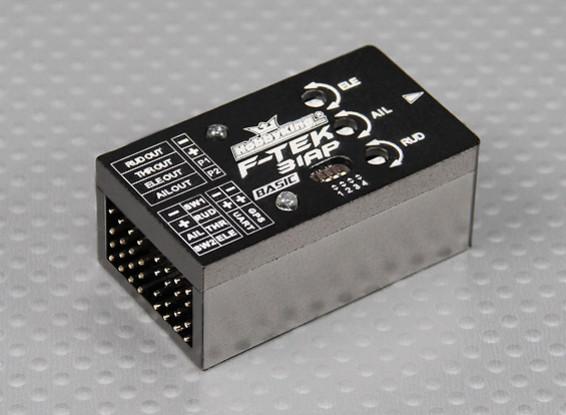 F-TEK 31AP Fixed Wing Flugstabilisierung Controller (w / Self-Leveling)