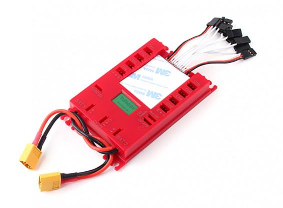 Turnigy Min Stromverteiler (RED)
