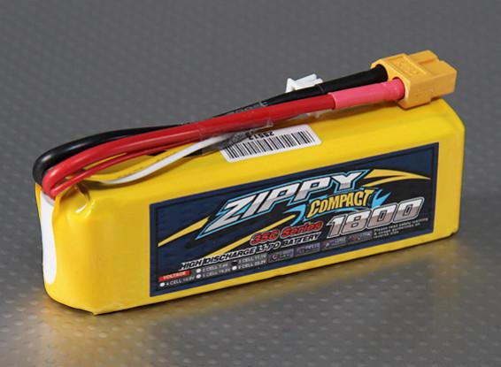 ZIPPY Compact 1800mAh 3S 35C Lipo-Pack