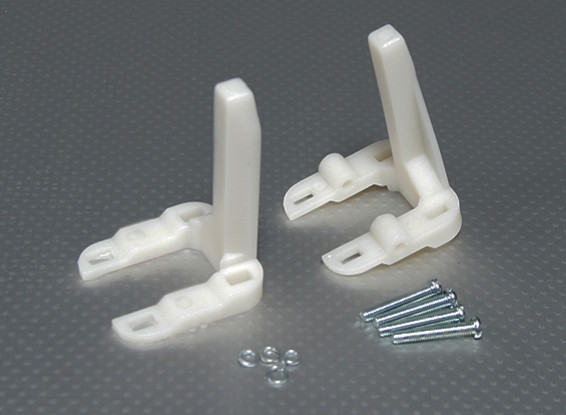 Nylon Glow Engine Mount C