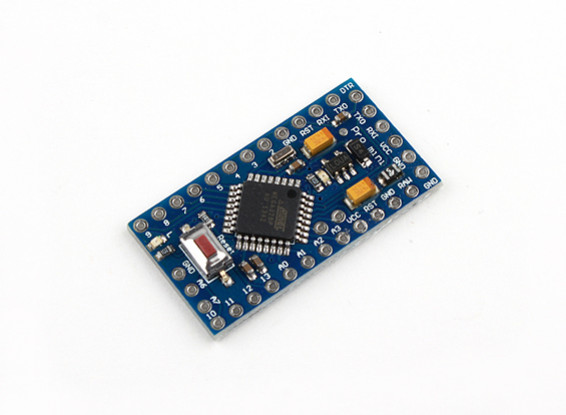 Kingduino Pro Mini V1.2 ATmega168 5V / 16MHz 8 Analog-Schnittstelle