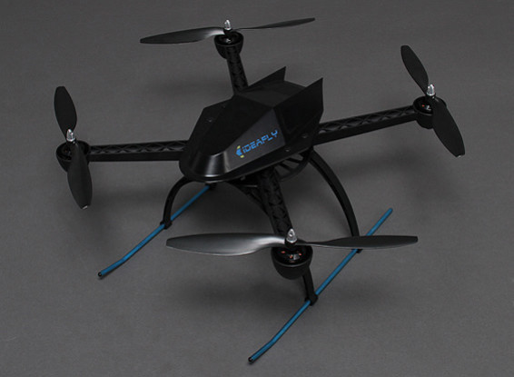 IDEAFLY IFLY-4 Quadcopter mit Motor / ESC / Flight Controller (PNF)