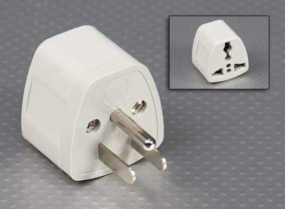 US-Normen NEMA 5 Multi-Standard-Steckdosen-Adapter