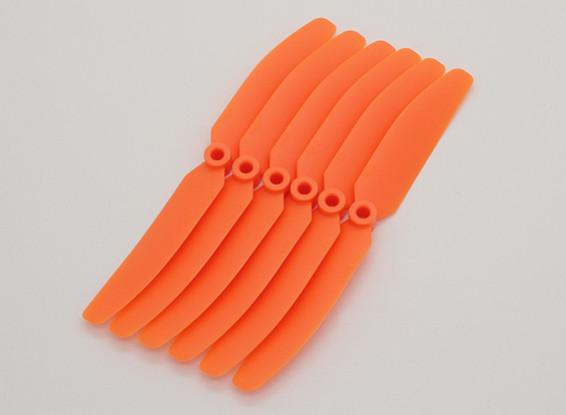 GWS EP Propeller (DD-5043 125x110mm) Orange (6pcs / set)