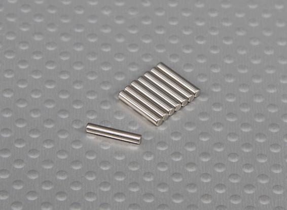 Pin (10x2mm) 1/10 Turnigy Stadium König 2WD Truggy (8Pcs / Beutel)