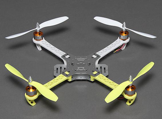ST360 Quadcopter Rahmen w / Motoren und Propellern 360mm